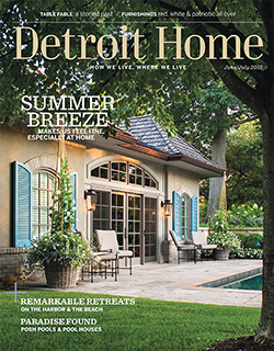 Detroit Home - June/July 2015