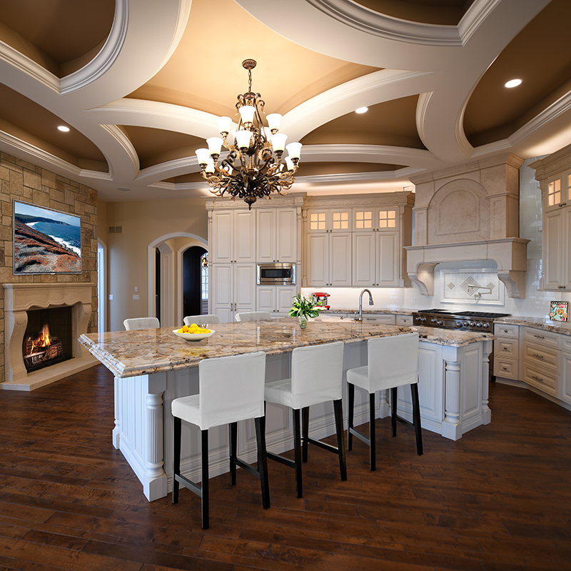 Cranbrook Custom Homes - Wayne Kitchen