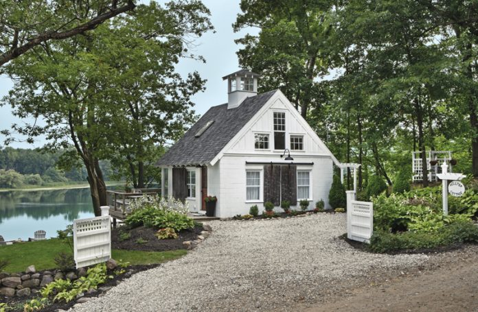 Dawn Jacobs hilltop cottage